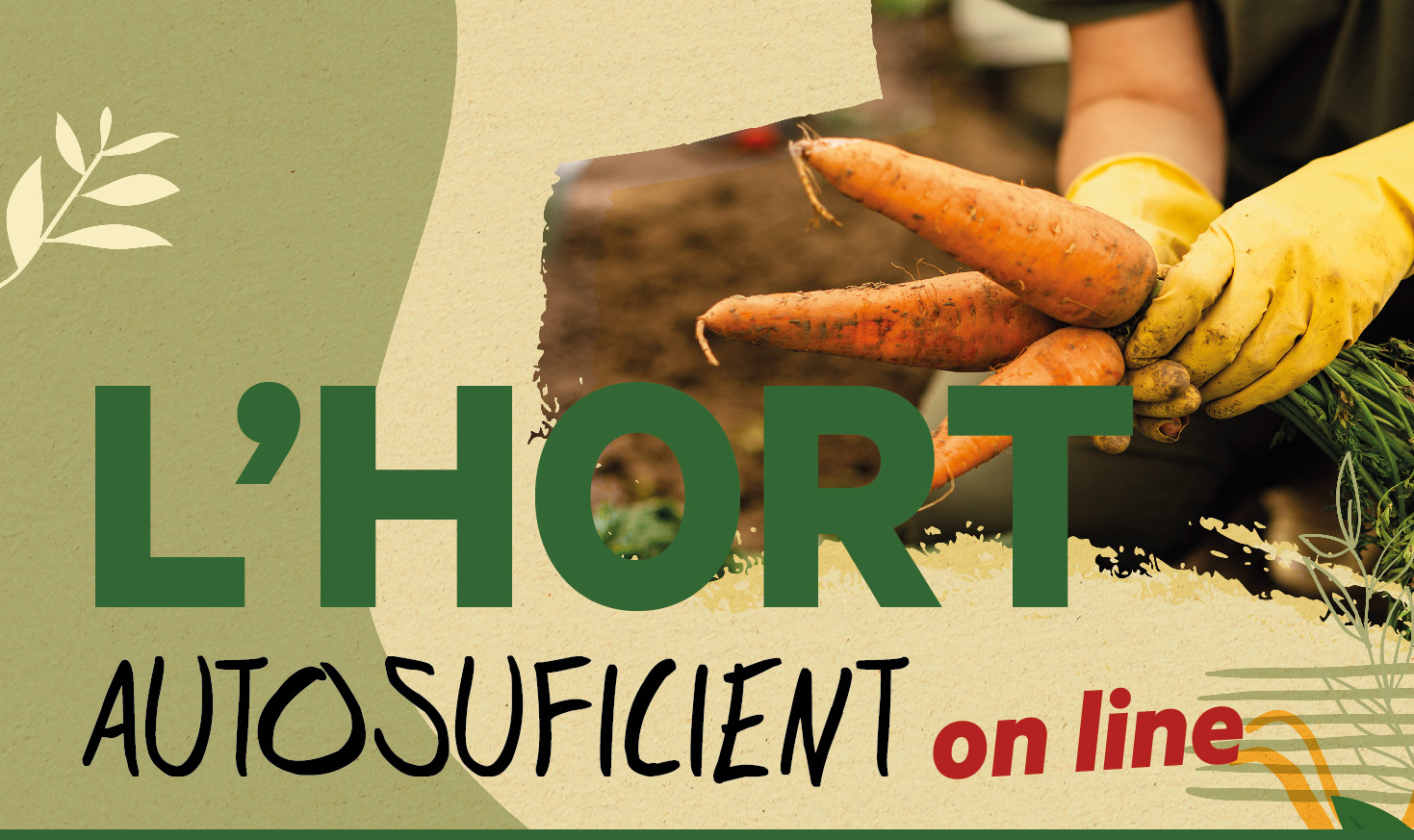 L'hort autosuficient on line